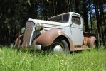 '37 Chevy truck by finhead4ever
