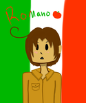 Romano Request by ItalyXPasta