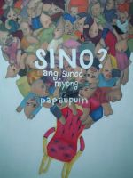 Sino? by HminorDiminish