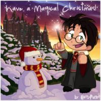 A very Harry Christmas by Harry-Potter-Spain