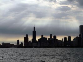 Glory of Chicago by FaeDuSoliel