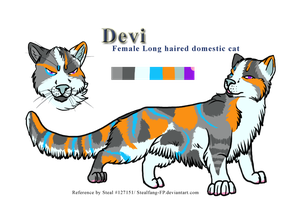Devi for Nessyo by Stealfang-FP