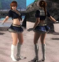 Kasumi Tropical Sailor DOA5 by bbbSFXT