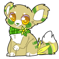 .: Sunflower Kitten Auction - Closed :. by Yuminn