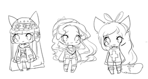 I NEED 20 DOLLARS TONIGHT PYP ADOPTABLES by ichigo-kitten