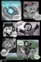 ADVENTURE! [TDA: Pre-eliminaries] Page #1 by BKcrazies0