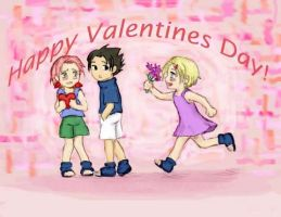 Happy Valentines Day by suppai