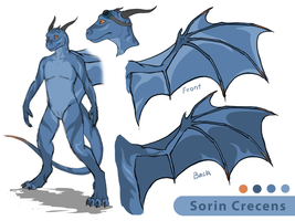 Sorin Crecens Reference by CanineHybrid