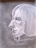Professor Snape by anissah