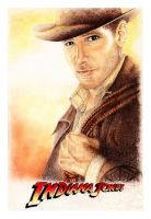 indiana jones by frana