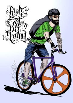 Ride fast, Die young by CrunG-official