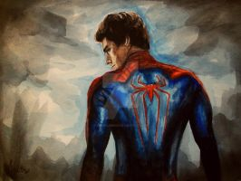 The Amazing Spider Man by KeepClimbing