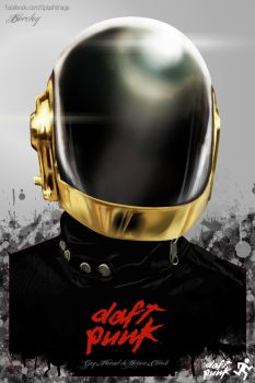 Semi-Daft Punk by BERCLEY