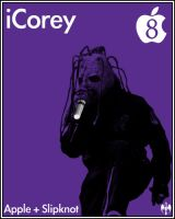 Corey Taylor iPod-ified by DarkPhoenixFri13