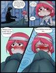 i eat pasta for breakfast pg. 264 by Chibi-Works