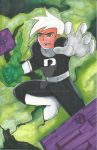 Danny Phantom by UchenduArt