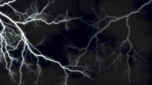 Lightning Background by McDraug