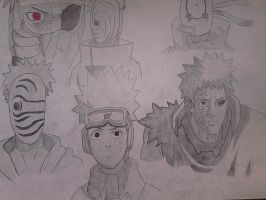 Uchiha Obito by shadowvid55