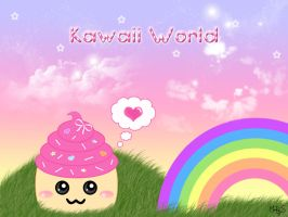 Kawaii World by AhomeChan