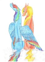 Pegasi thing by Dawn22Eagle