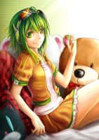 gumi by jurrig