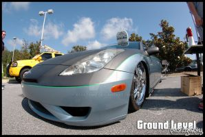 Ground Level Show 15 by xcustomz