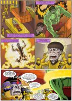 The Incredible Hulk: Red Alert Page 27 by MikeMcelwee