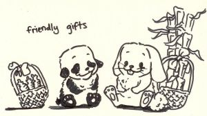 Friendly Gifts by timmieee