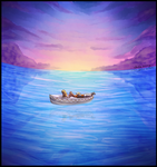 Life Of Pi by pulooka