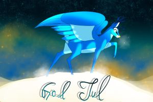 God Jul by dyb