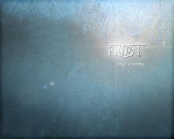 Frost - winter is coming by evionn