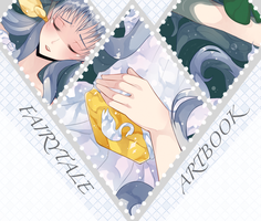 Fairytale Chairty Artbook Preview by Everglaves