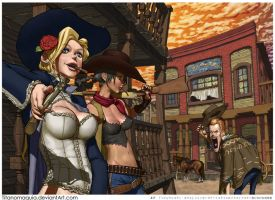 Udon Western Hotel 2006 by titanomaquia