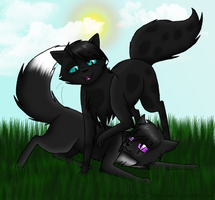 Smile by YellowfangOfStarclan