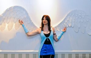 Rinoa: Sorceress, Angel - Final Fantasy 8 by FireLilyCosplay