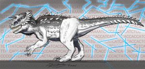 Indominus Rex, What Could've Been 2.0 by moviedragon009v2