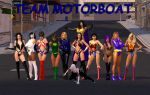 TEAM MOTORBOAT by ShadowhawkOne