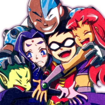 TEEN TITANS3 by kope40