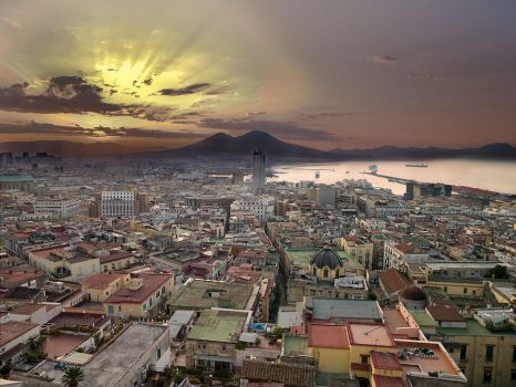 Naples 2009 2 by MagicWorld
