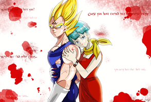 Pride kills Love - What have you done? by Martyna-Chan