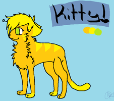 Kitty Ref 2013 by dovepaw3000