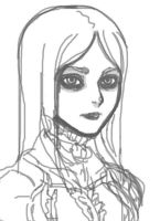 Alice Death Stare. by jack8642