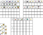 TrioForce Armor Chart by jetwhiskey