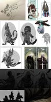 Sketchdump 16 1 by MattBarley