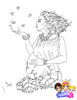 Gaia by Writer-Colorer