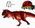 Lost Files-Carnotaurus by joker-kornstantine