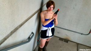 Jill Valentine Cosplay 18 by EternalZarya