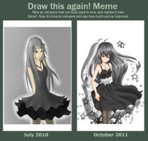 Draw this Again Meme by thei-chan