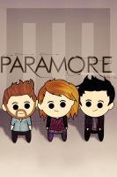 Paramore Cartoon by fuckingdaytoremember