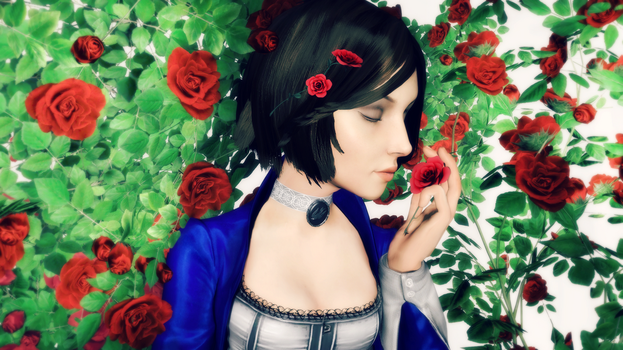 Sweet flowers for love by crazycombine1312